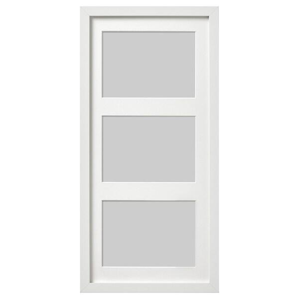 "RIBBA Frame, white, 19 ¾x9 """