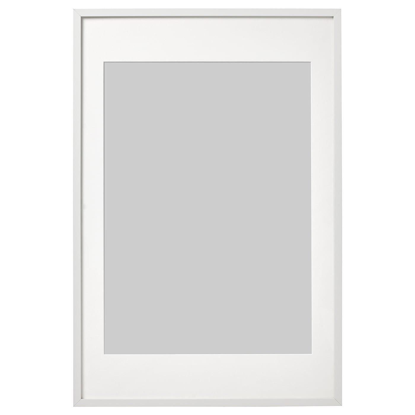 Ribba Frame White 24x35 Ikea