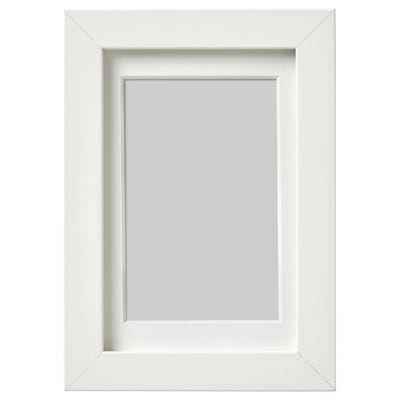 RIBBA Frame, white, 4x6 ""
