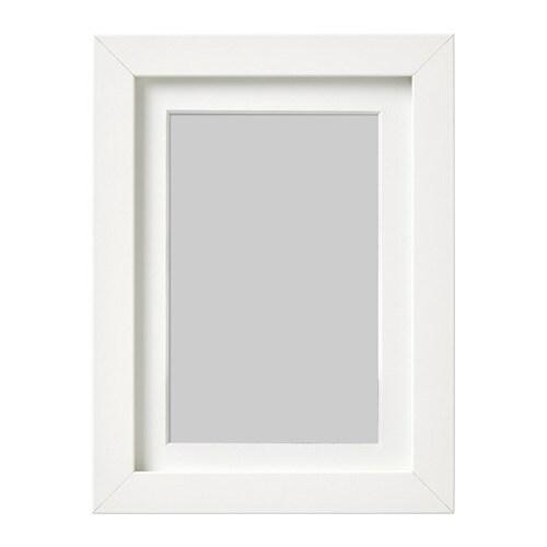 RIBBA Frame, white - white - 5x7 \