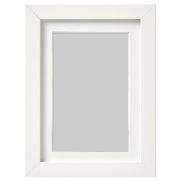 "RIBBA Frame, white, 5x7 """