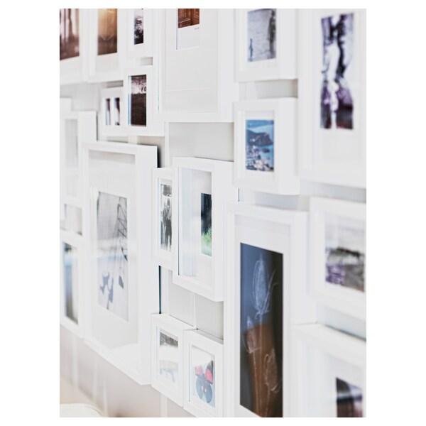 """RIBBA frame white 19 ¾ """" 19 ¾ """" 11 ¾ """" 11 ¾ """" 11 ½ """" 11 ½ """" 1 ¾ """" 20 ½ """" 20 ½ """""""