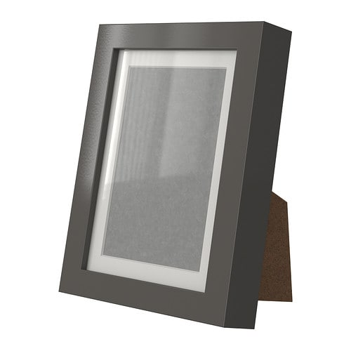 Ikea Wandregal Ribba ~ color aluminum color black high glossgray high glossred medium brown