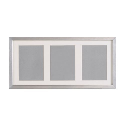 Ikea Holz Bilderrahmen 13X18 ~ RIBBA Frame IKEA You can choose to use the frame for 3 pictures 5×7