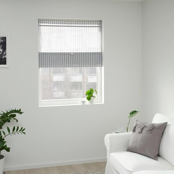 IKEA RINGBLOMMA Roman blind