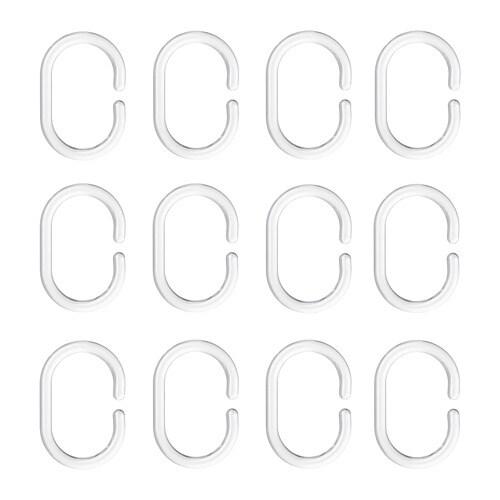 RINGSJN Shower Curtain Rings
