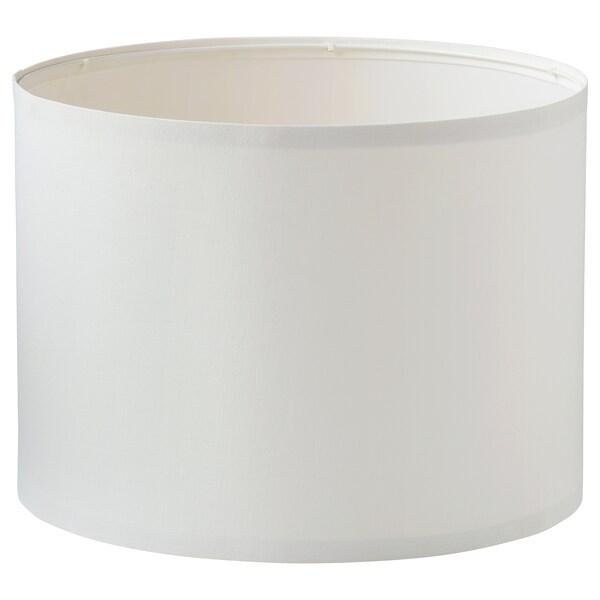 "RINGSTA Lamp shade, white, 17 """