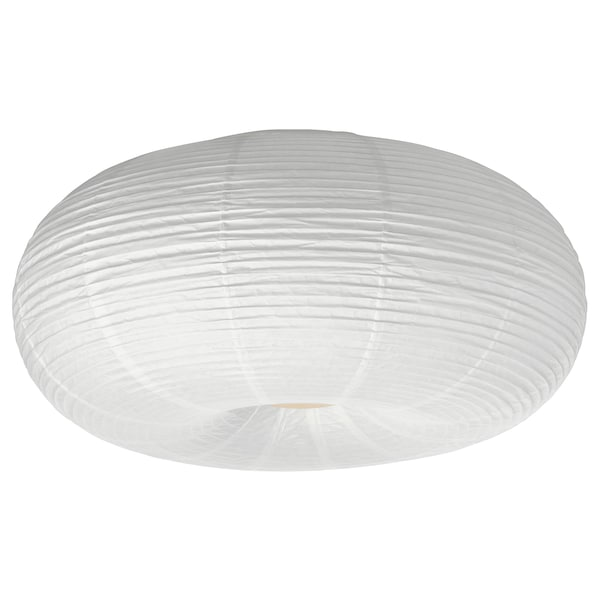 """RISBYN LED ceiling lamp, white, 20 """""""