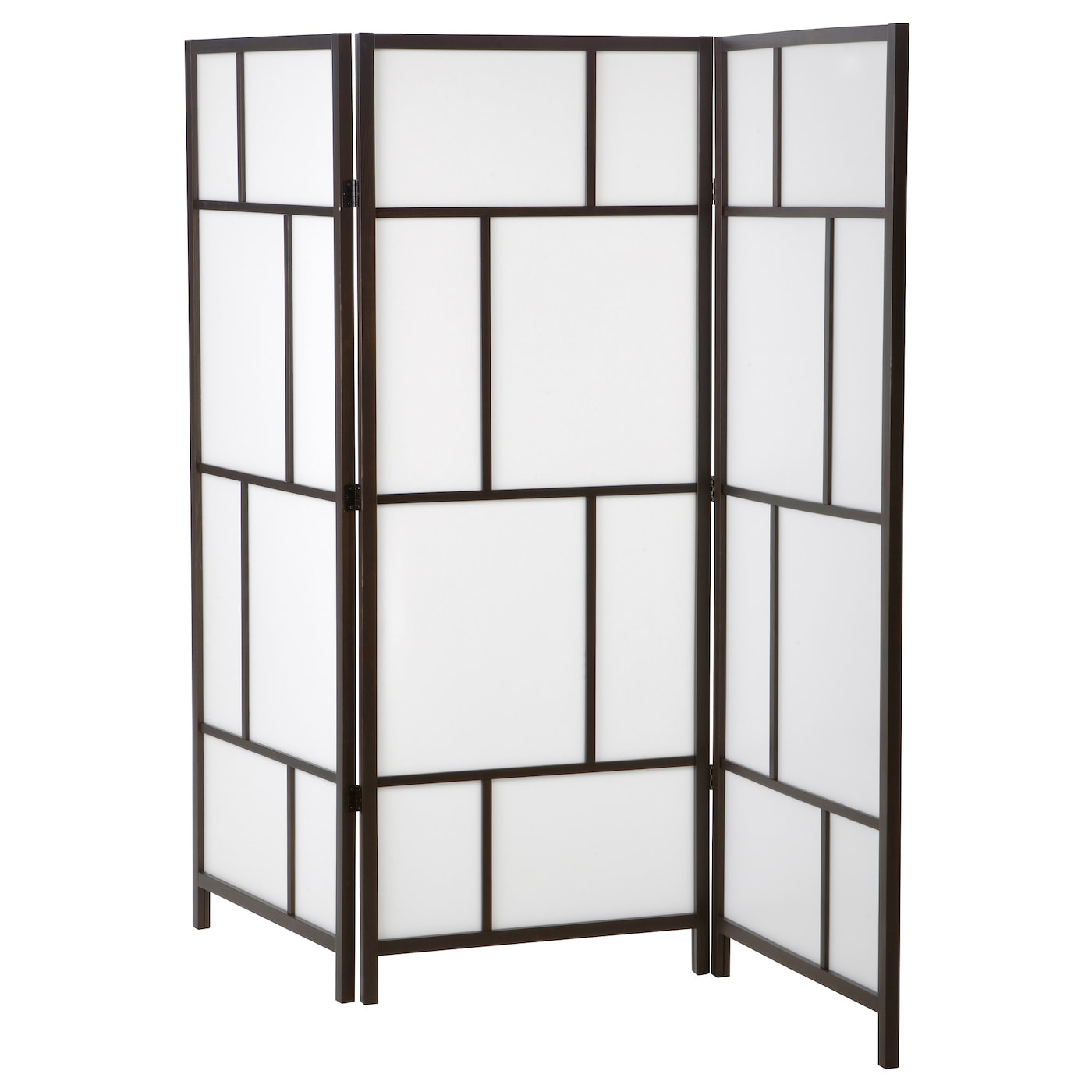 Risör Room Divider White Black 85x72 7 8 Ikea