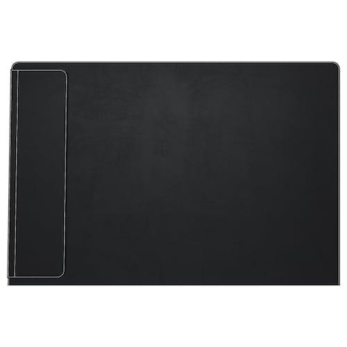 "RISSLA desk pad black 33 7/8 "" 22 7/8 """