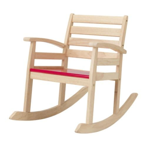 Quick which children s chair do you like design crisis for Chaise rocking chair ikea