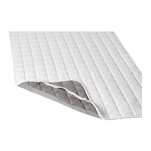 rosendun mattress protector full ikea. Black Bedroom Furniture Sets. Home Design Ideas