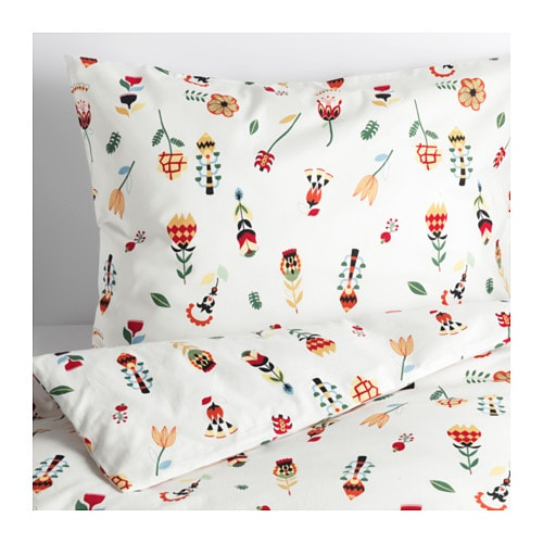 Rosenfibbla Duvet Cover And Pillowcase S