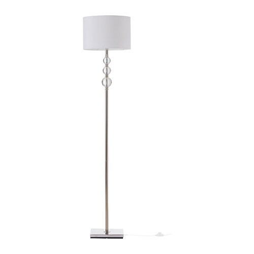 Roxmo floor lamp with led bulb ikea roxmo floor lamp with led bulb aloadofball Choice Image