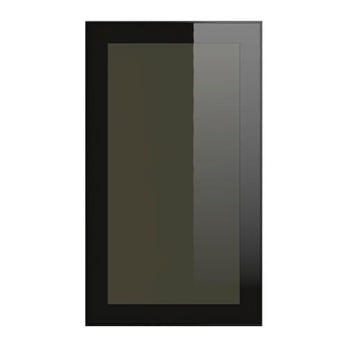 Color clear glass aluminum frosted glass aluminum smoked glass black