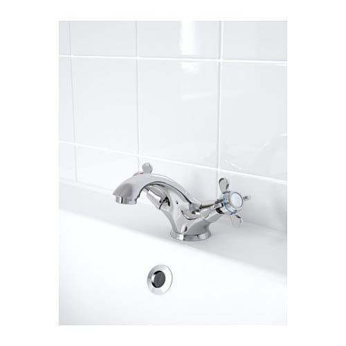RUNSKÄR Bath Faucet With Strainer IKEA 10 Year Limited Warranty. Read About  The Terms