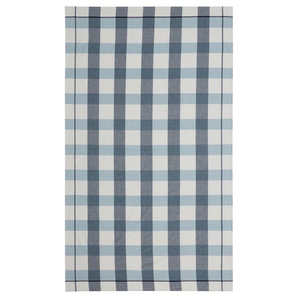 """RUTIG Tablecloth, check pattern blue, 57x94 """""""
