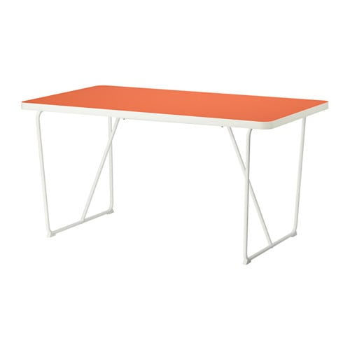 Rydeb ck table backaryd white ikea for Ikea in orange county