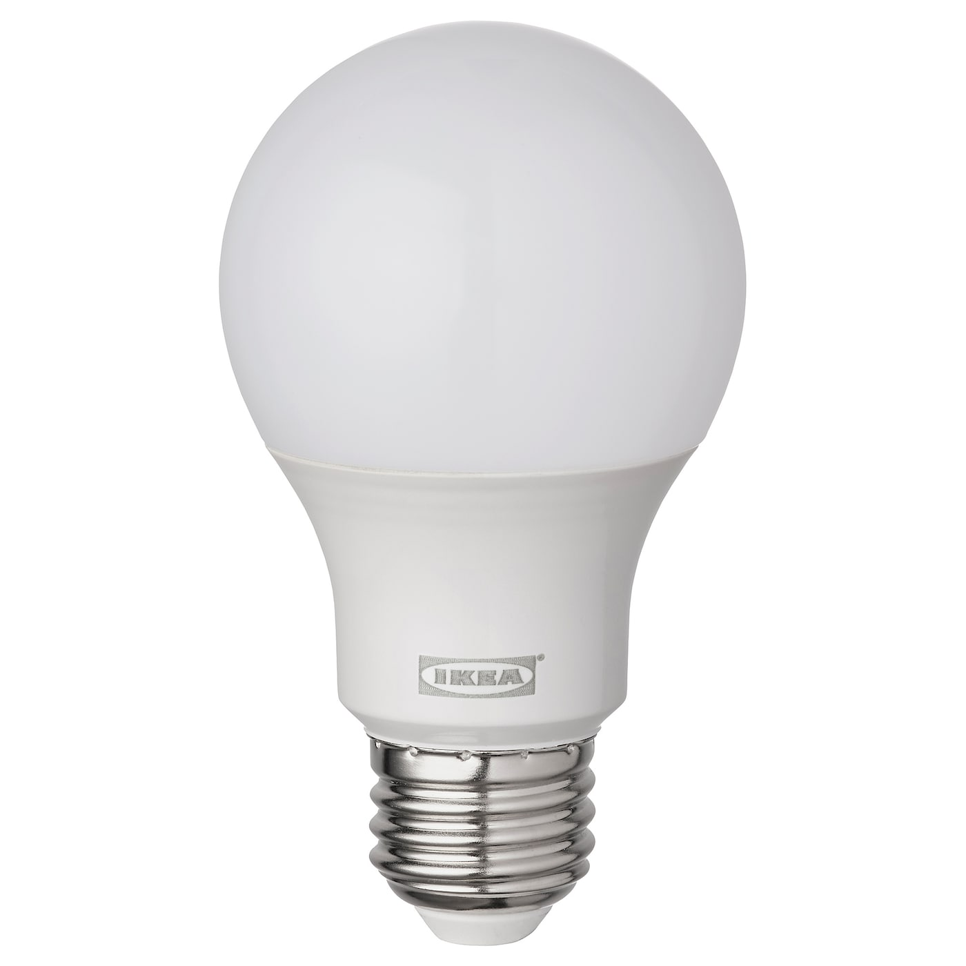 RYET LED bulb E26 450 lumen, globe opal
