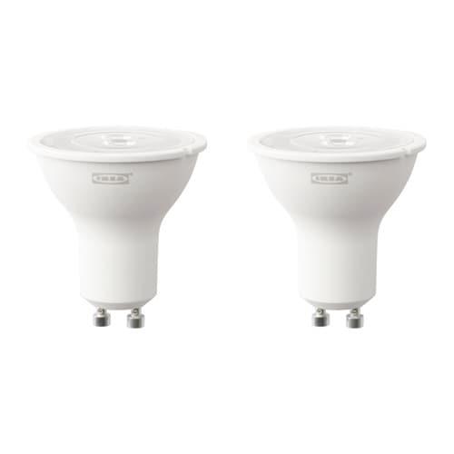 ryet led bulb gu10 200 lumen ikea. Black Bedroom Furniture Sets. Home Design Ideas