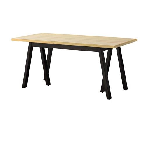 RYGGESTAD Table Grebbestad black IKEA : ryggestad table black0322792PE516315S4 from www.ikea.com size 500 x 500 jpeg 17kB