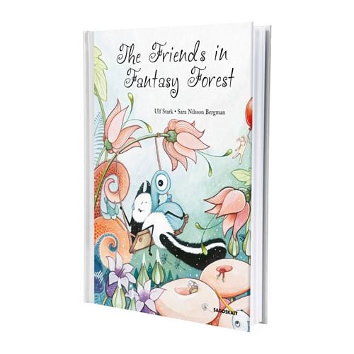 SAGOSKATT - THE FRIENDS IN FANTASY Book IKEA