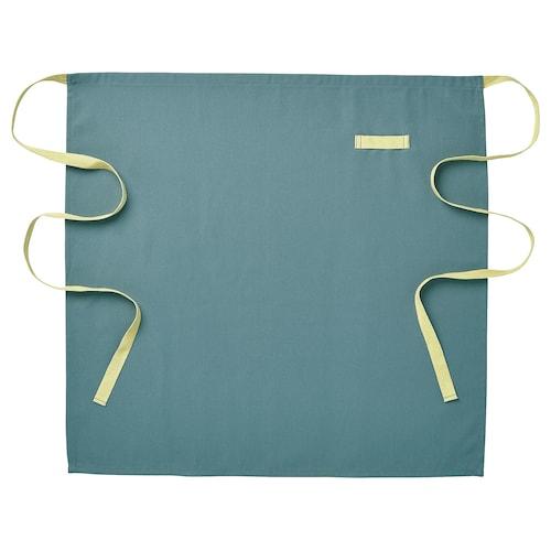 """SANDVIVA waist apron blue 25 ½ """" 27 ¼ """""""