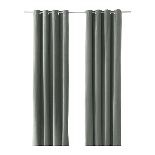 SANELA Curtains 1 Pair