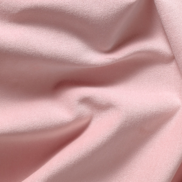 "SANELA room darkening curtains, 1 pair light pink 118 "" 55 "" 5 lb 9 oz 45.21 sq feet 2 pack"
