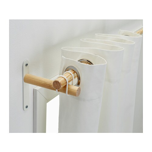 Sannolikt curtain rod set ikea - Support tringle rideau ikea ...