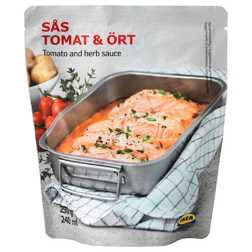 IKEA SÅS TOMAT & ÖRT Tomato and herb sauce