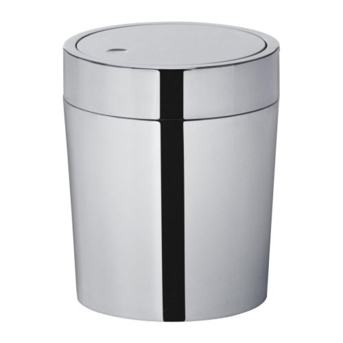 S vern trash can ikea for Ikea trash cans