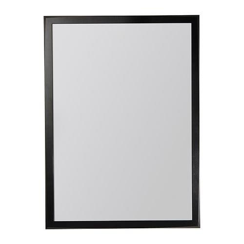 SAXNÄS Frame , black Frame, height: 29 ¼