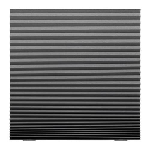 SCHOTTIS Blackout pleated blind - IKEA