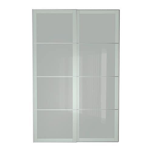Sekken Pair Of Sliding Doors 59x92 78 Ikea