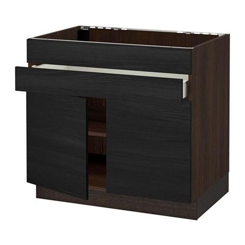 Ikea Kitchen Tingsryd: SEKTION Base Cab F Cooktop/2 Doors/1drawer
