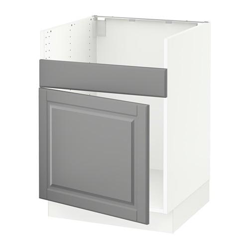 Sektion Base Cabinet F Domsj One Bowl Sink Ikea