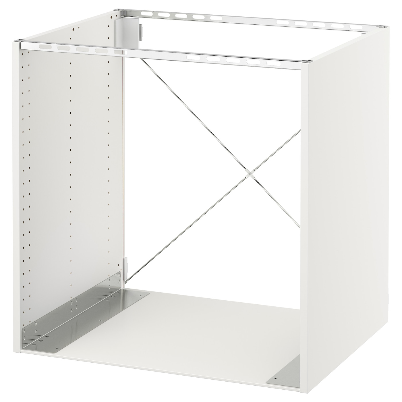 Sektion Base Cabinet For Oven White 30x24x30 Ikea