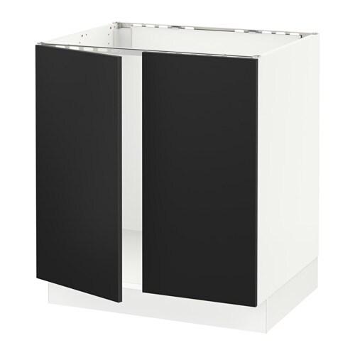 Exceptionnel SEKTION Base Cabinet For Sink + 2 Doors