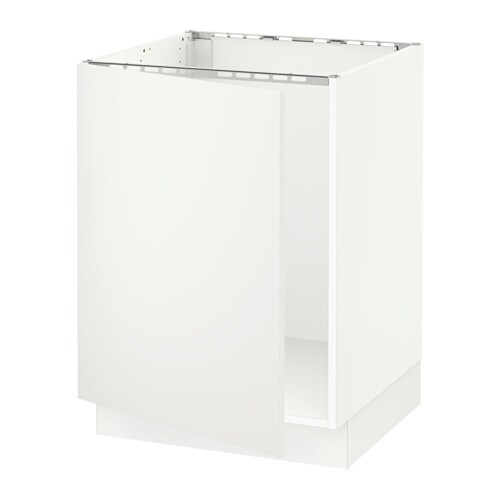 ikea kitchen cabinet assembly sektion base cabinet for sink h 228 ggeby white ikea 17610
