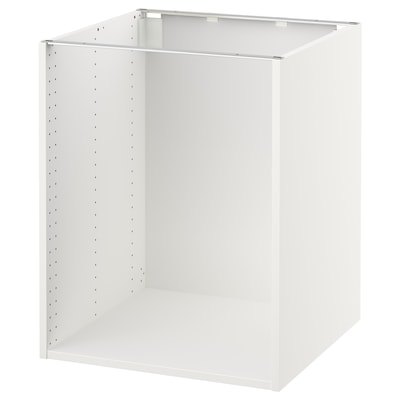 "SEKTION Base cabinet frame, white, 24x24x30 """