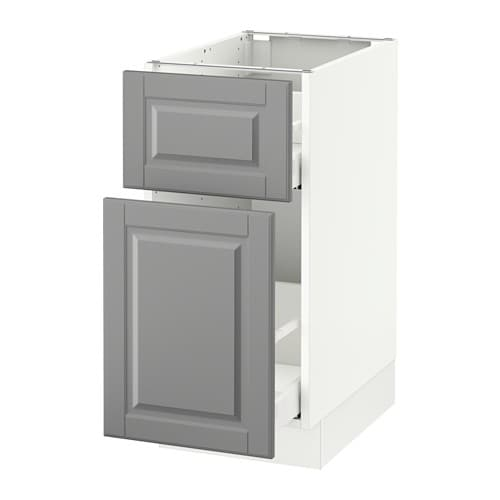 ikea kitchen cabinet catalog sektion base cabinet p out storage drawer white bodbyn 4456