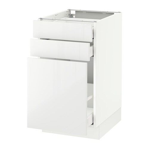 SEKTION Base Cabinet P Out Storage 2 Drawer IKEA