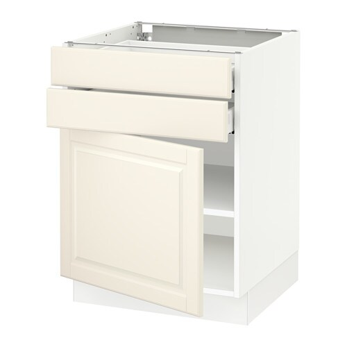 Sektion Base Cabinet W Door Amp 2 Drawers Ma Bodbyn Off