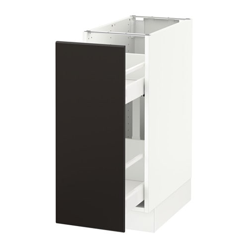 SEKTION Base Cabinet W/pull Out Organizers