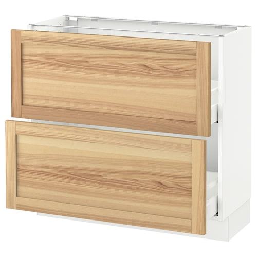 IKEA SEKTION Base cabinet with 2 drawers