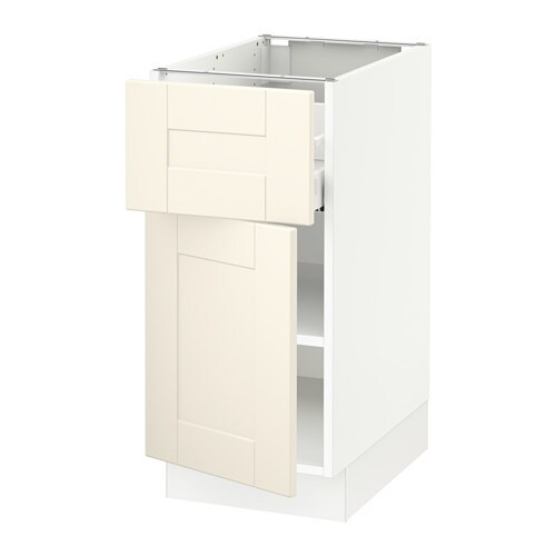 SEKTION Base Cabinet With Drawer/door