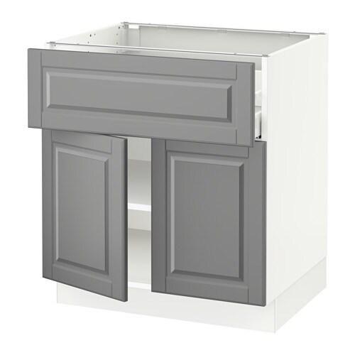 Sektion Base Cabinet For Sorting 1 Door: SEKTION Base Cabinet With Drawer/2 Doors