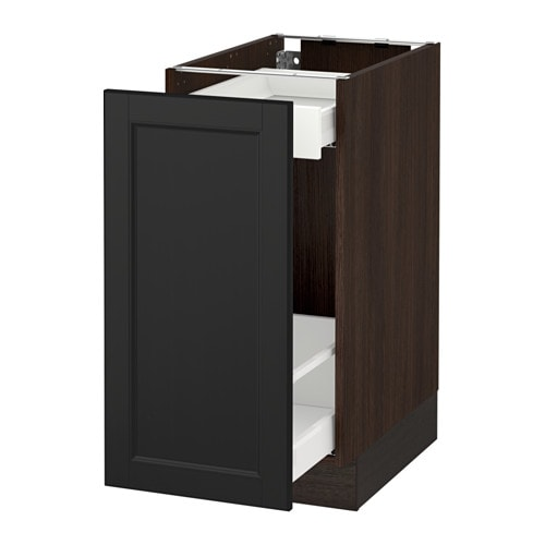 Attirant SEKTION Base Cabinet With Pull Out Storage