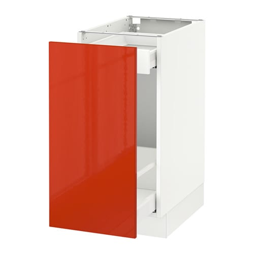 Superbe SEKTION Base Cabinet With Pull Out Storage